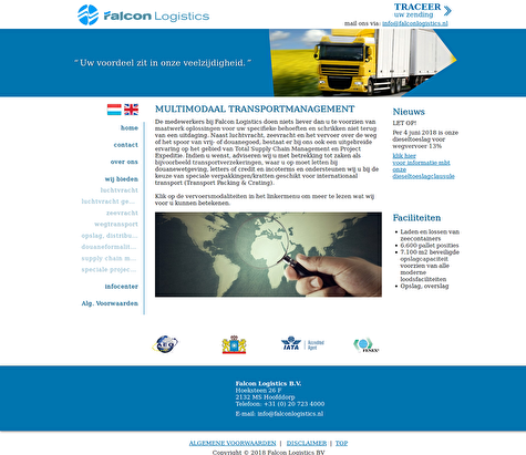 falconlogistics.nl